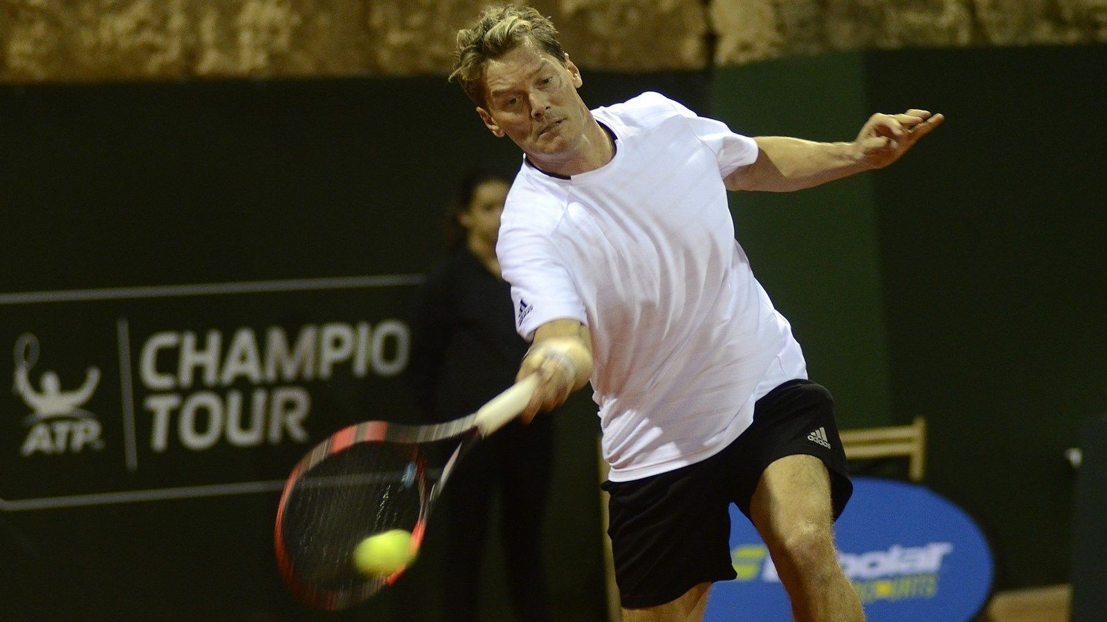 The classic tennis player: Thomas Enqvist